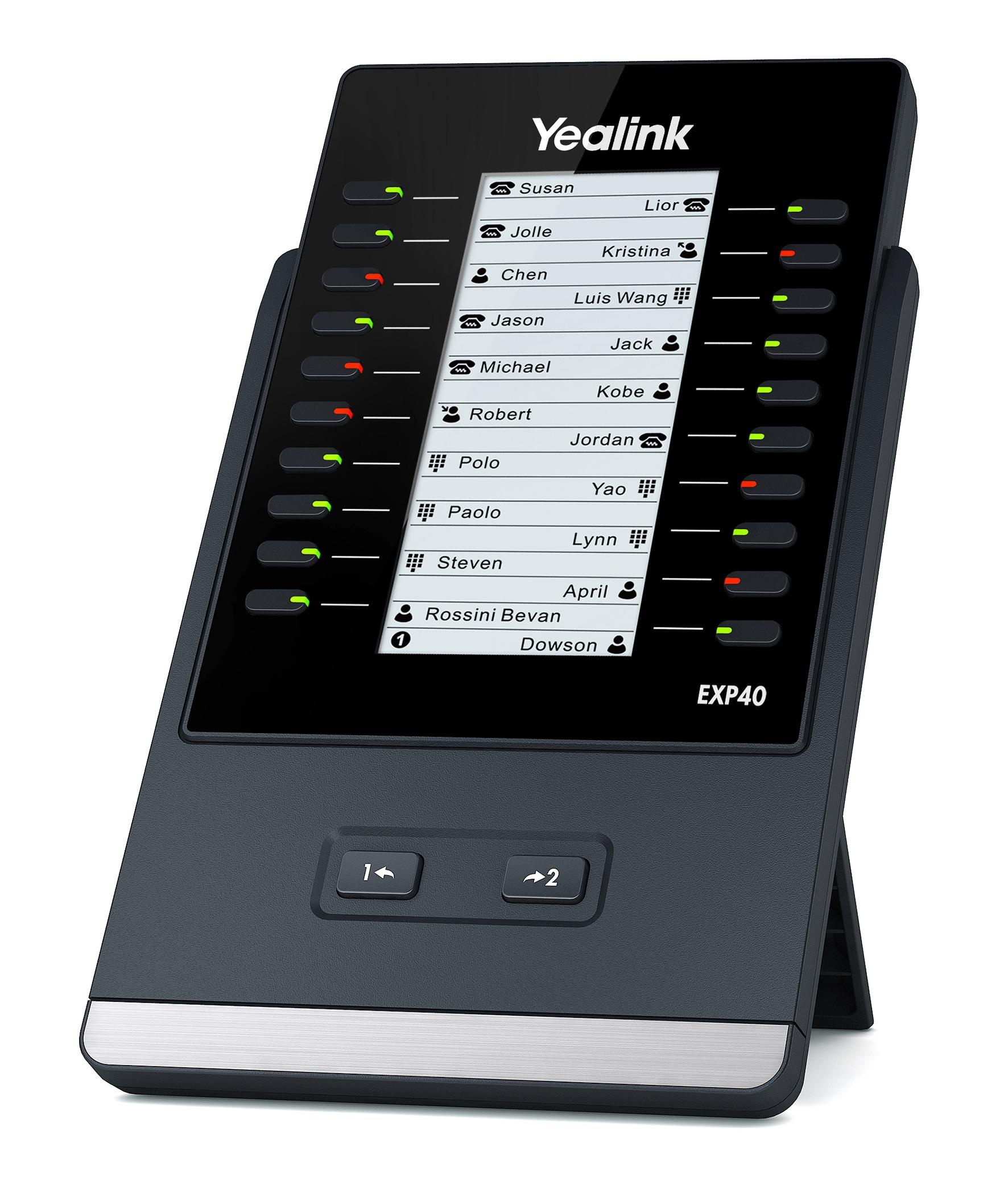 Phone Yealink EXP40 Expansion Module